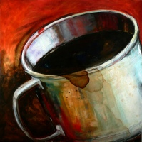 View Paintings of Coffee Cups by JanettMarie