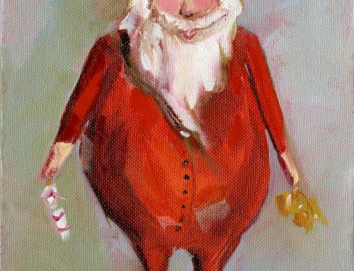 Pajama Claus
