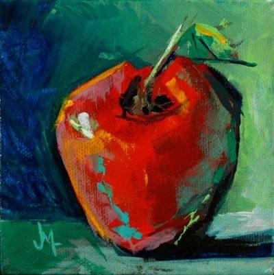 Rainier's Inspiration - Painting by JanettMarie